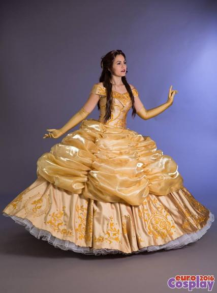 Belle - Fairytale - Beauty and the Beast
