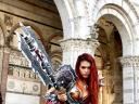Barbarian female Diablo III
