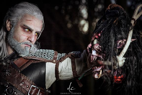"""""""Never Mess With a Witcher..."""""""