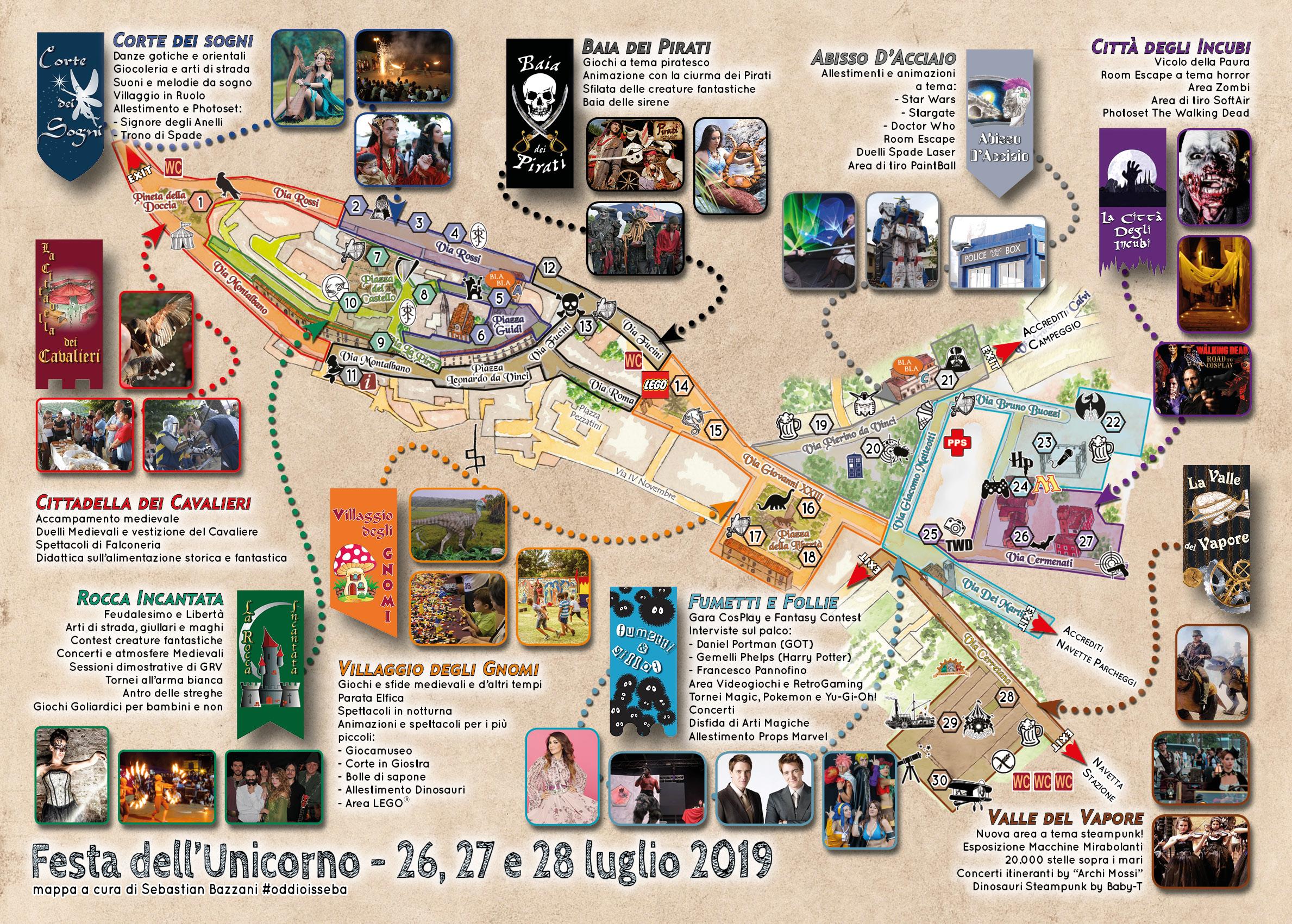 Festa dell'Unicorno 2014